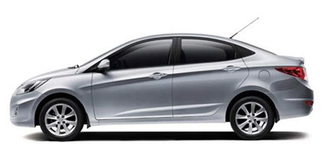 Hyundai Accent Bva
