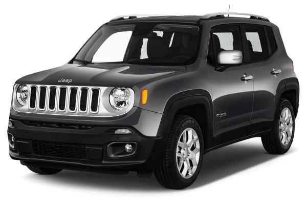 Jeep Renegate BVA