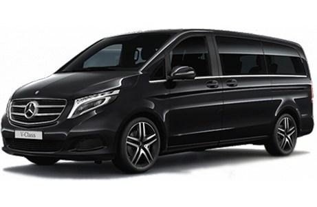 Mercedes Vito-Minibus 8 places