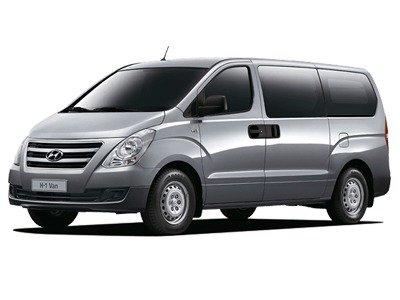 Hyundai H1-Minibus 9 places