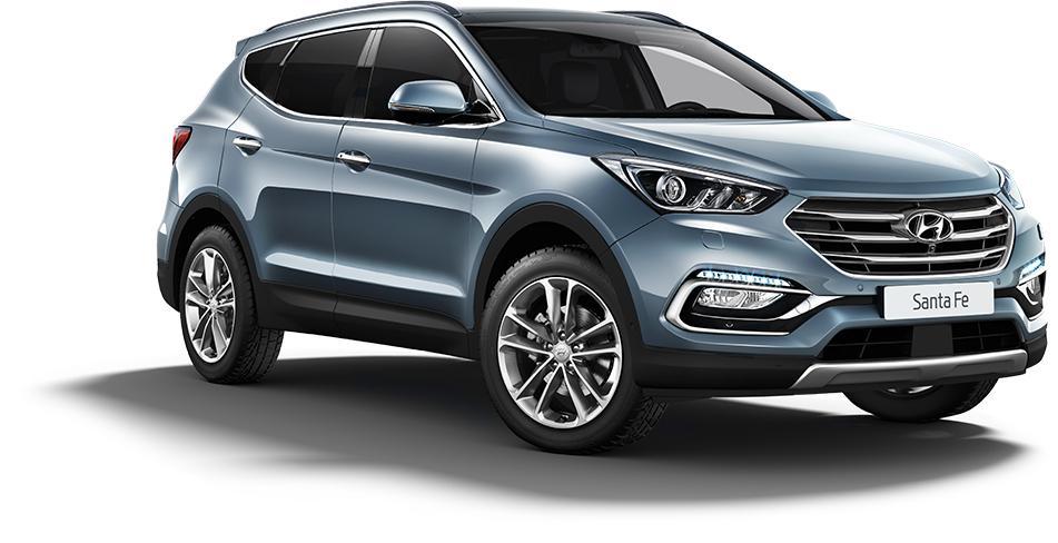 Hyundai Santa Fe Bva